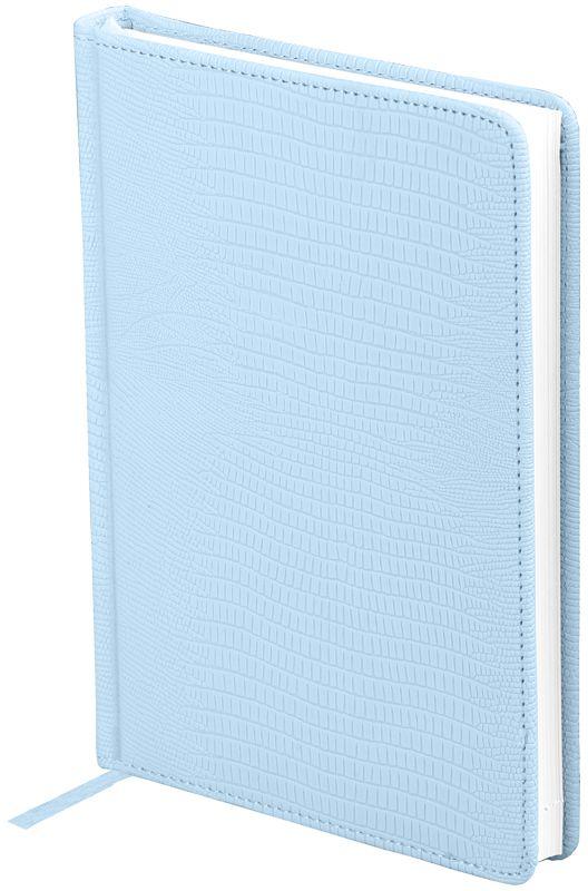 OfficeSpace Ежедневник Reptile недатированный 160 листов в линейку цвет голубой формат A5 maestro de tiempo ежедневник estilo недатированный 288 листов цвет голубой формат a5