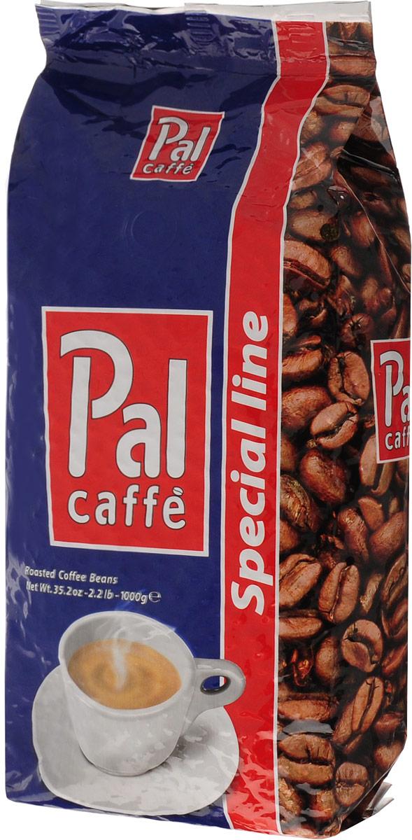 Palombini Pal Rosso кофе в зернах, 1 кг кофе в зернах palombini pal caffe rosso special line 1 кг
