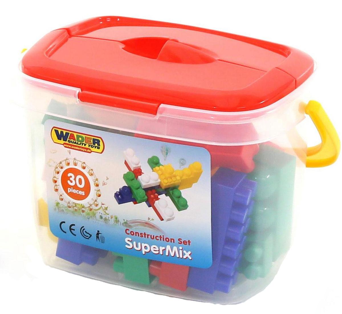 Полесье Конструктор Супер-Микс 51578, цвет в ассортименте цена