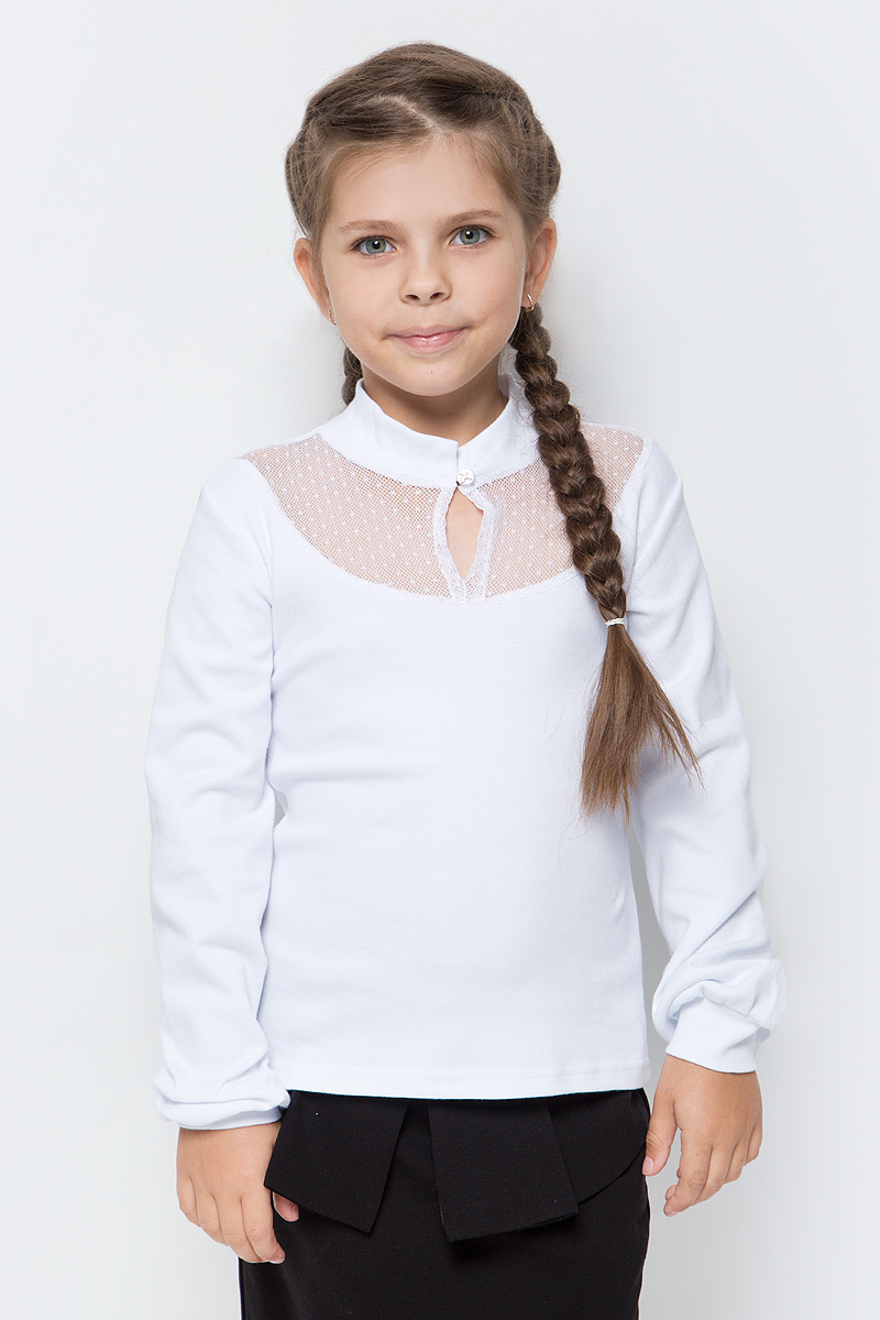 Блузка Nota Bene nota bene nota bene школьная блузка для девочки темно синяя