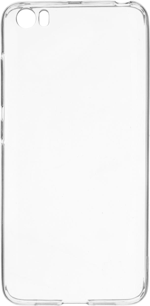 Red Line iBox Crystal чехол-накладка для Xiaomi Mi5, Transparent все цены