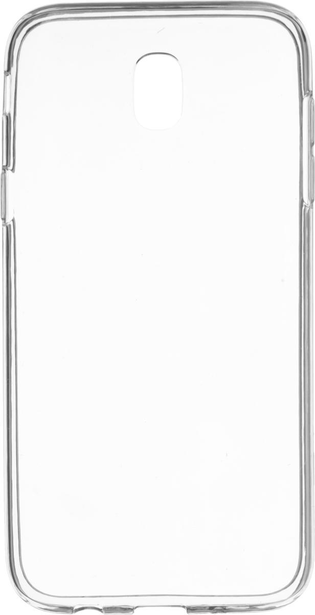 Red Line iBox Crystal чехол для Samsung Galaxy J5 (2017), Transparent red line ibox crystal чехол для samsung galaxy j3 2017 transparent