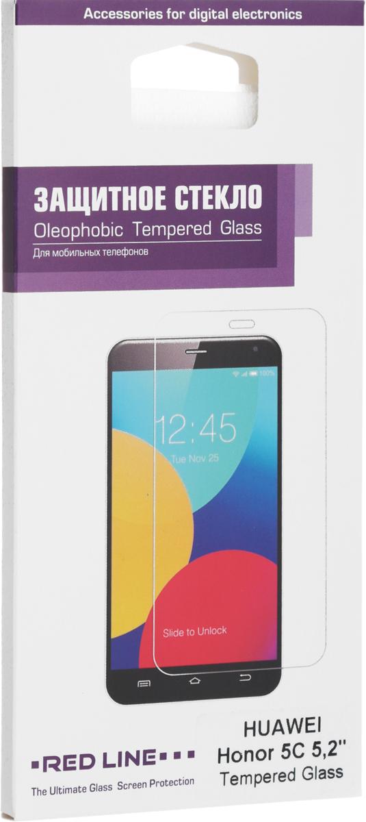 Red line защитное стекло для Huawei Honor 5C телефон honor 5c