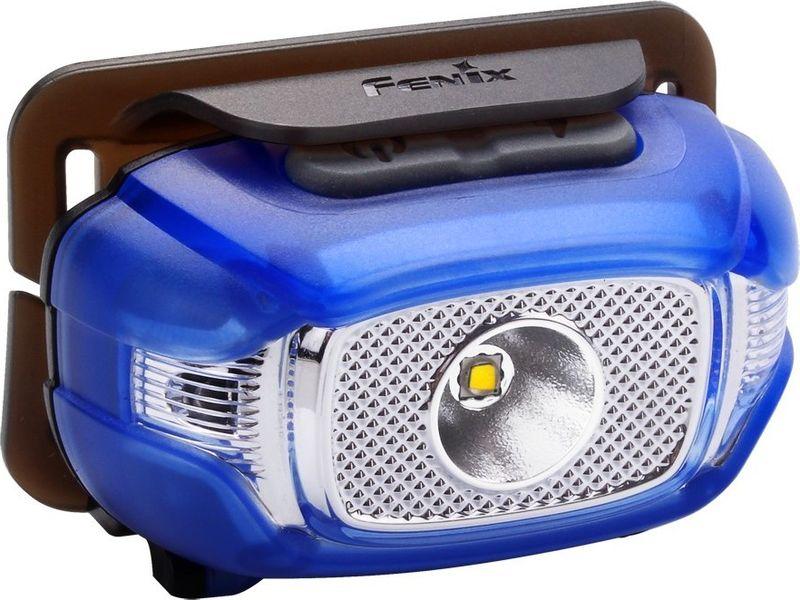 Фонарь налобный Fenix HL15, синий