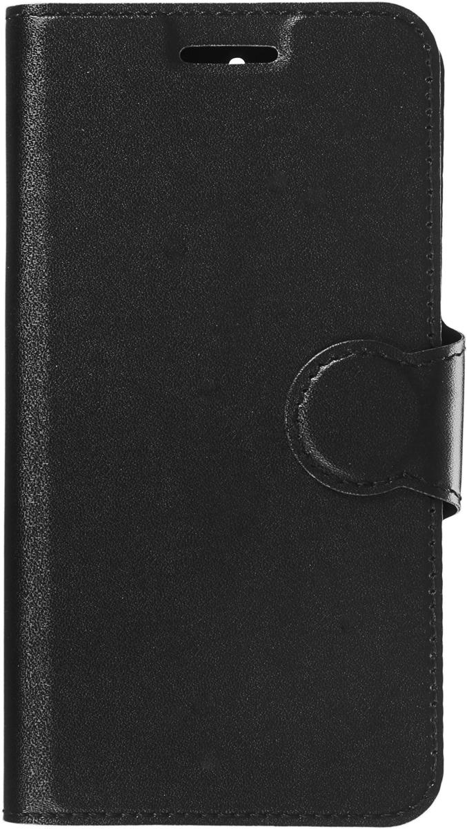 Red Line Book Type чехол для Asus Zenfone 3 Max (ZC520TL), Black