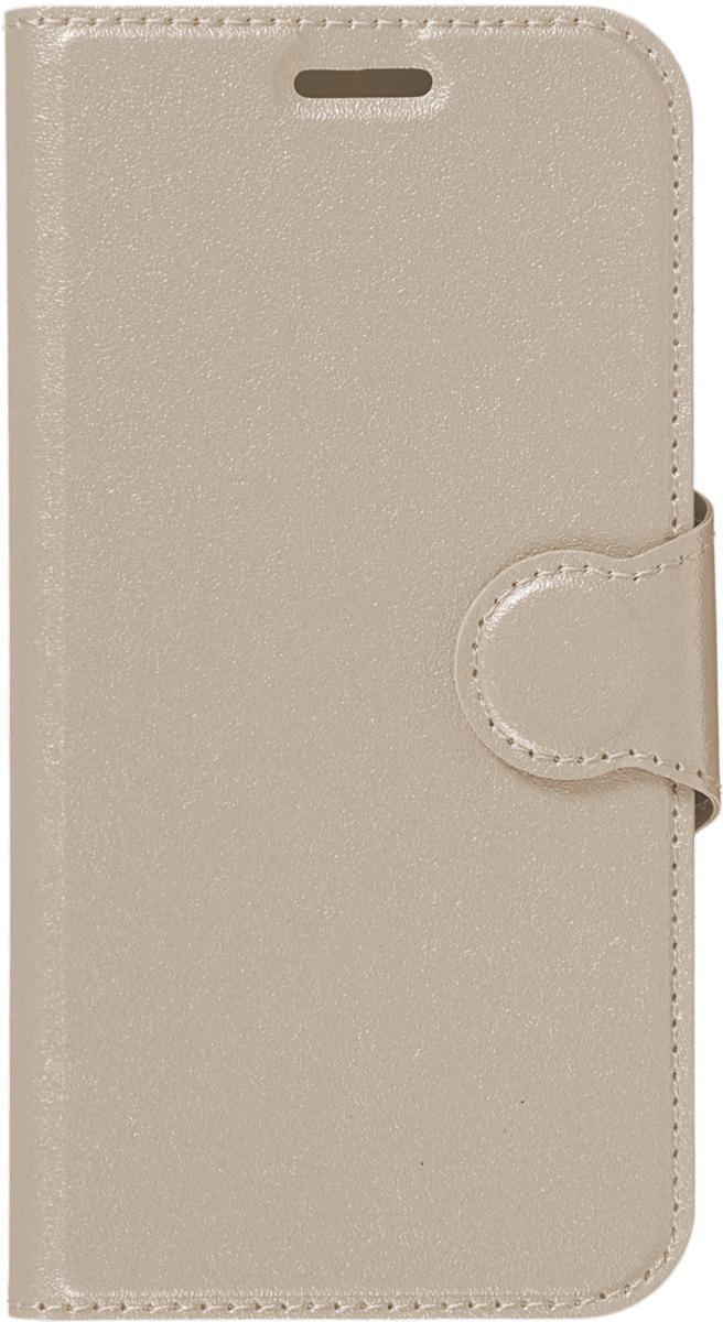 Red Line Book Type чехол для Samsung Galaxy A3 (2017), Gold аксессуар чехол для samsung galaxy a5 2017 a520f gecko book gold g book sama5 2017 gold