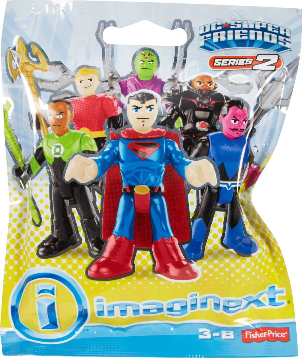 Imaginext Фигурка DC Super Friends