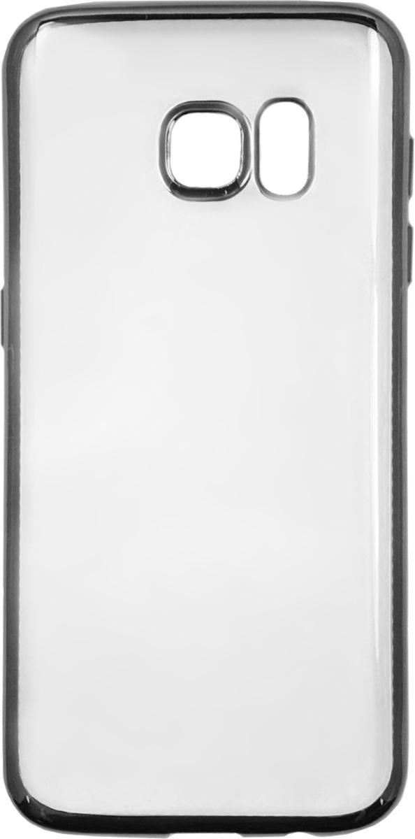 Фото - Red Line iBox Blaze чехол для Samsung Galaxy S7 Edge, Black очки кота pattern мягкий тонкий тпу резиновая крышка силиконовый гель чехол для samsung galaxy s7 edge