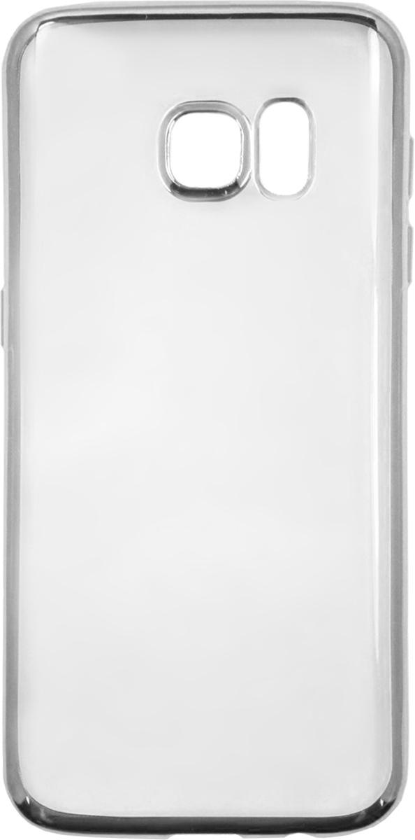 Red Line iBox Blaze чехол для Samsung Galaxy S7 Edge, Silver red line ibox blaze чехол для iphone 6 6s silver