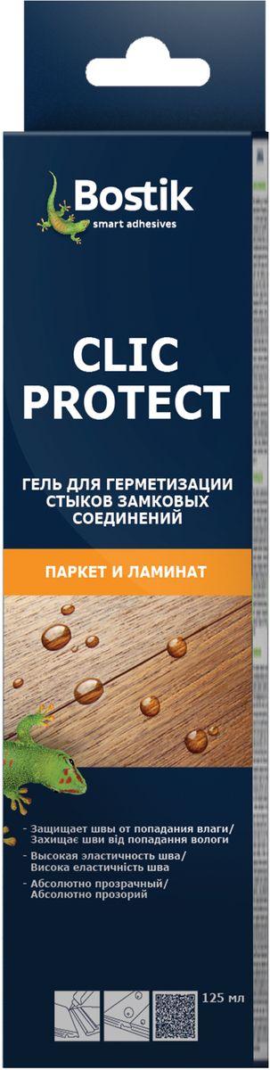 Клей для герметизации стыков Bostik Clic Protect, 0,125 л клей гибридный bostik tarbikol kph д паркета и многослойной доски 14кг арт 30610739