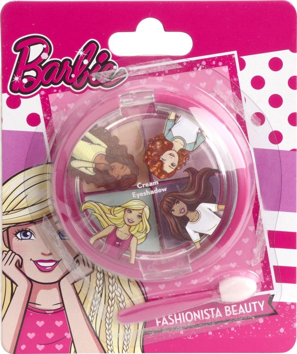 Markwins Игровой набор детской декоративной косметики Barbie 9707151 набор декоративной косметики для ногтей markwins barbie
