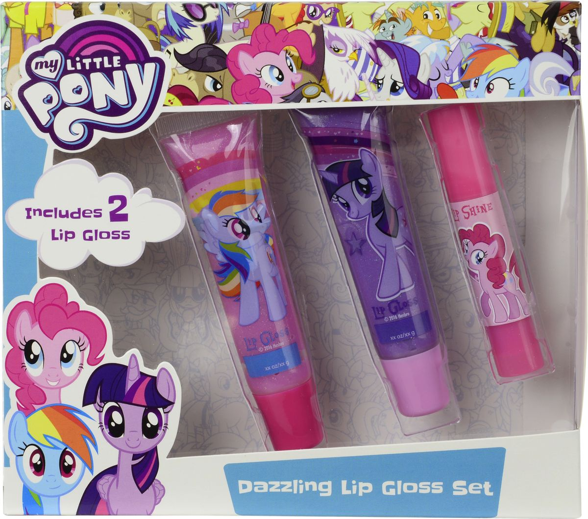 Markwins Игровой набор детской декоративной косметики My Little Pony 9711051 markwins 9711551 my little pony игровой набор детской декоративной косметики для губ