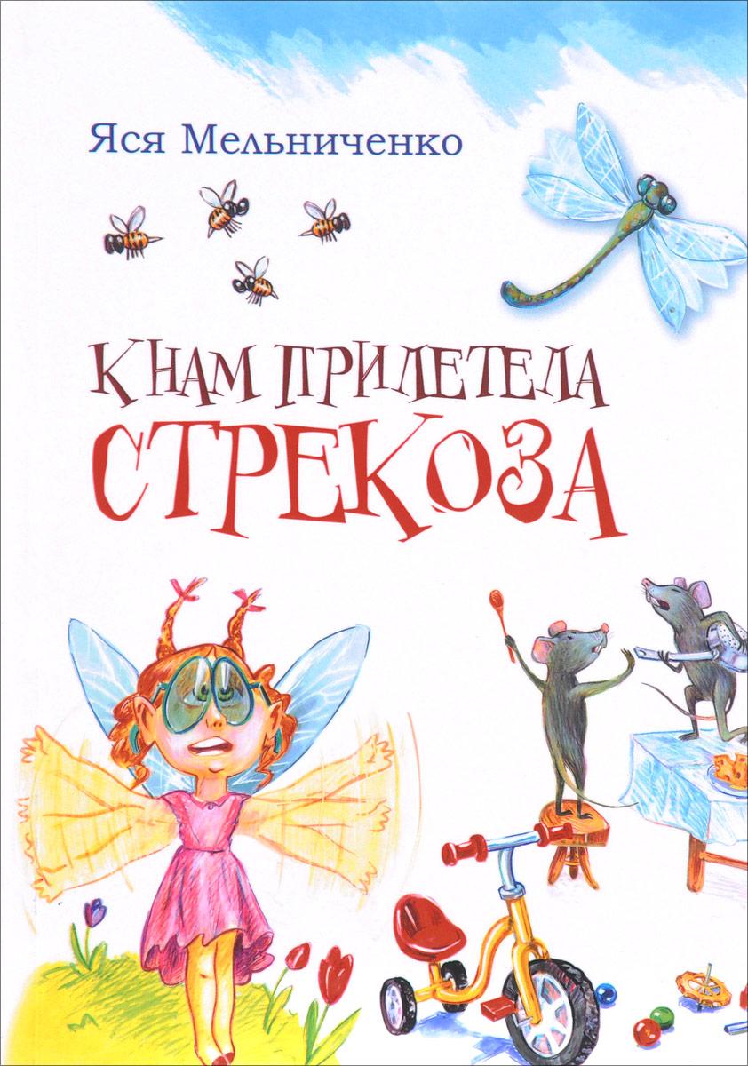 Яся Мельниченко К нам прилетела стрекоза монич яся счастье