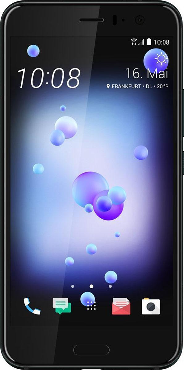 Смартфон HTC U11 4/64GB black
