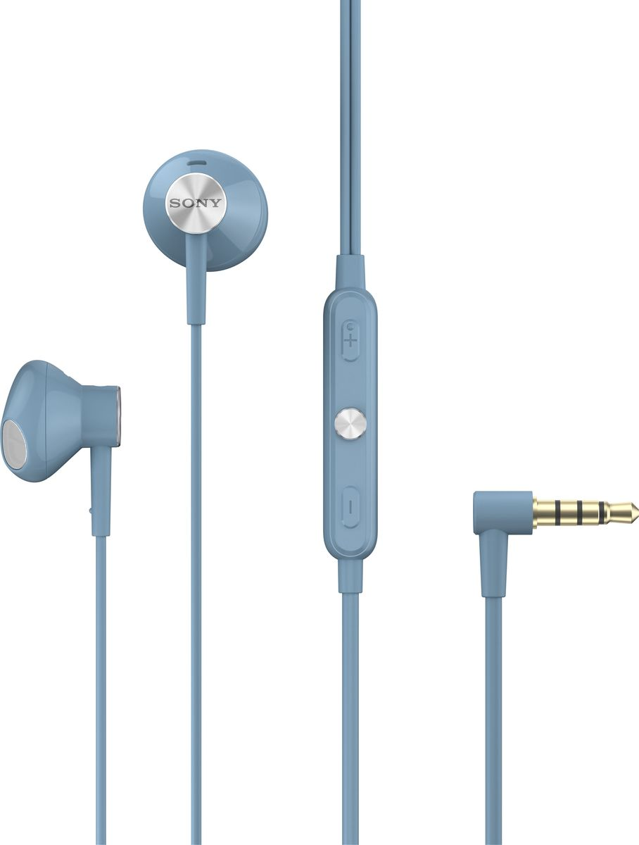 Sony STH32, Blue наушники гарнитура sony sth32