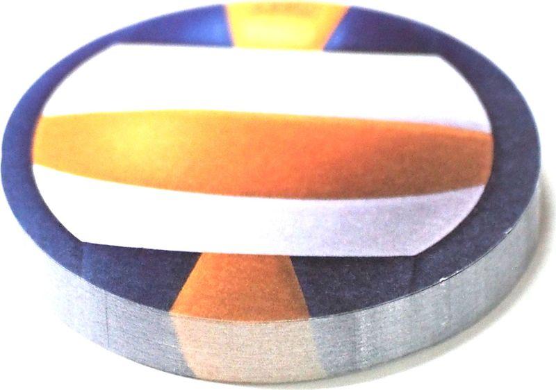 Карамба Набор стикеров Мяч Волейбол 100 шт карамба закладки ключ цвет розовый 8 шт
