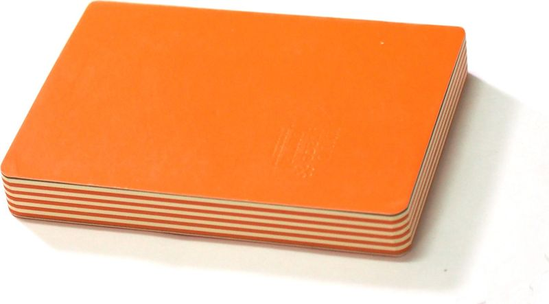 Карамба Блокнот цвет оранжевый 160 листов блокнот colorblock бм2018 160