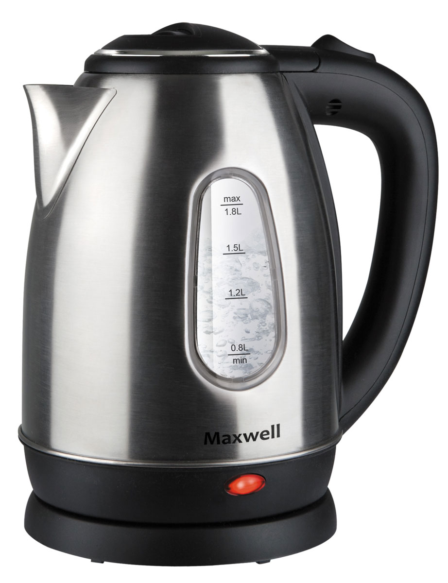 лучшая цена Электрический чайник Maxwell MW-1082(ST)