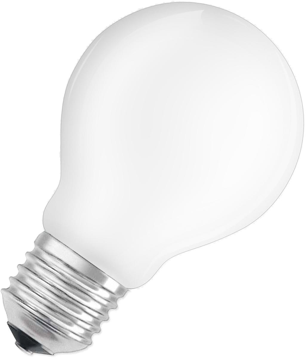 """Лампа накаливания Osram """"Classic"""" A FR 60Вт E27 220-240В. 4008321419552"""