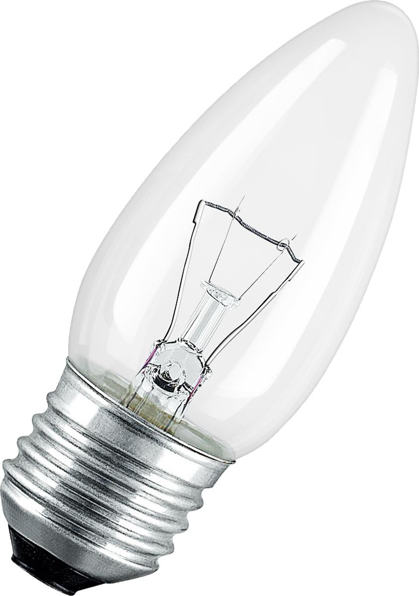 """Лампа накаливания Osram """"Classic"""" B CL 40W E27. 4008321788580"""