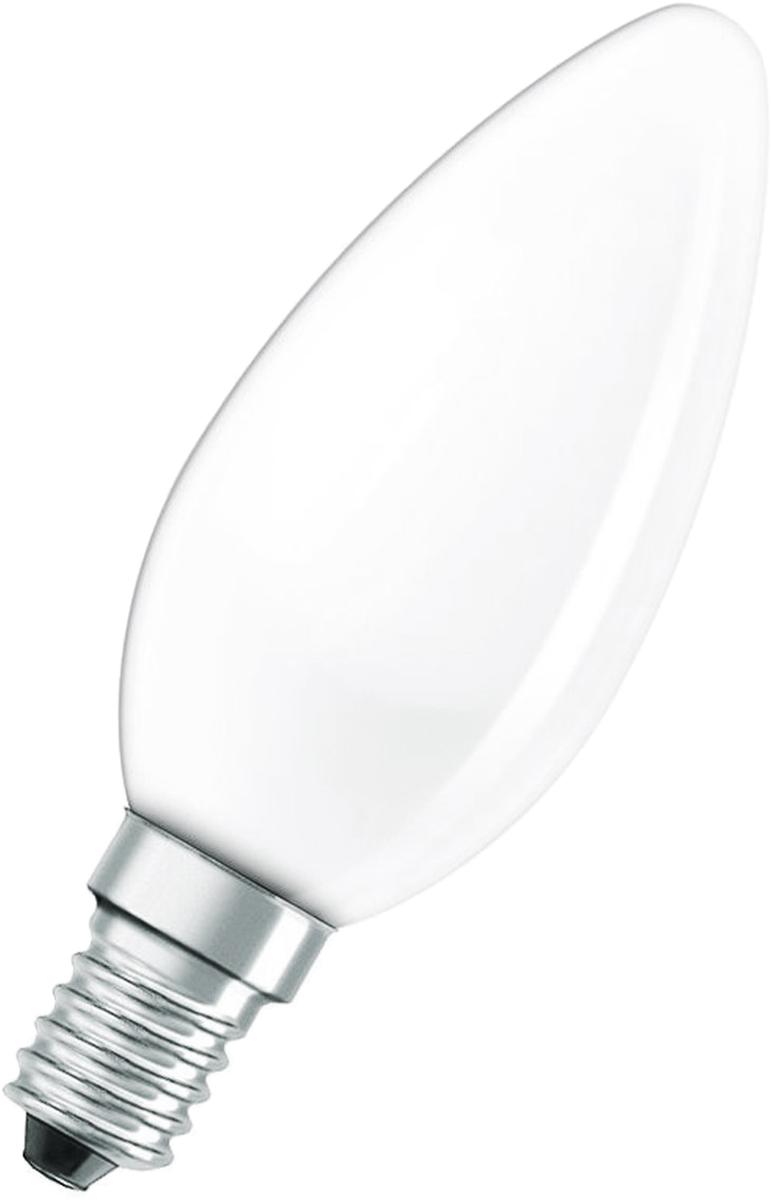 """Лампа накаливания Osram """"Classic"""" B FR 40W E14. 4008321410870"""