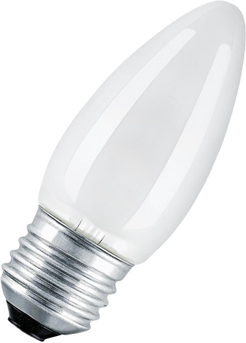 """Лампа накаливания Osram """"Classic"""" B FR 60W E27. 4008321411396"""