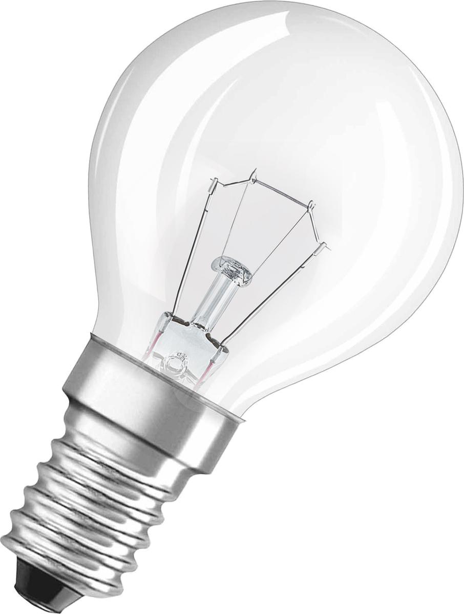 """Лампа накаливания Osram """"Classic"""" P CL 60W E14. 4008321666222"""