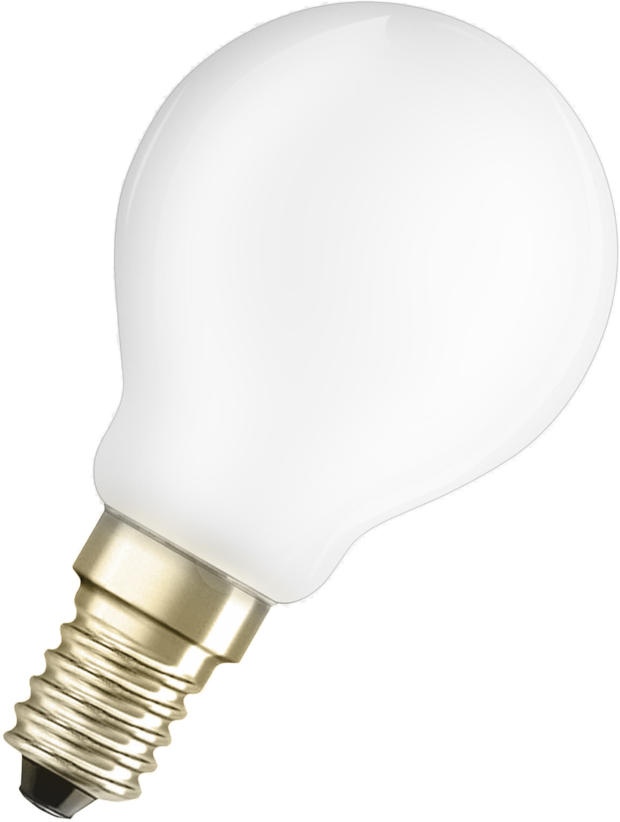 """Лампа накаливания Osram """"Classic"""" P FR 40W E14. 4008321411471"""