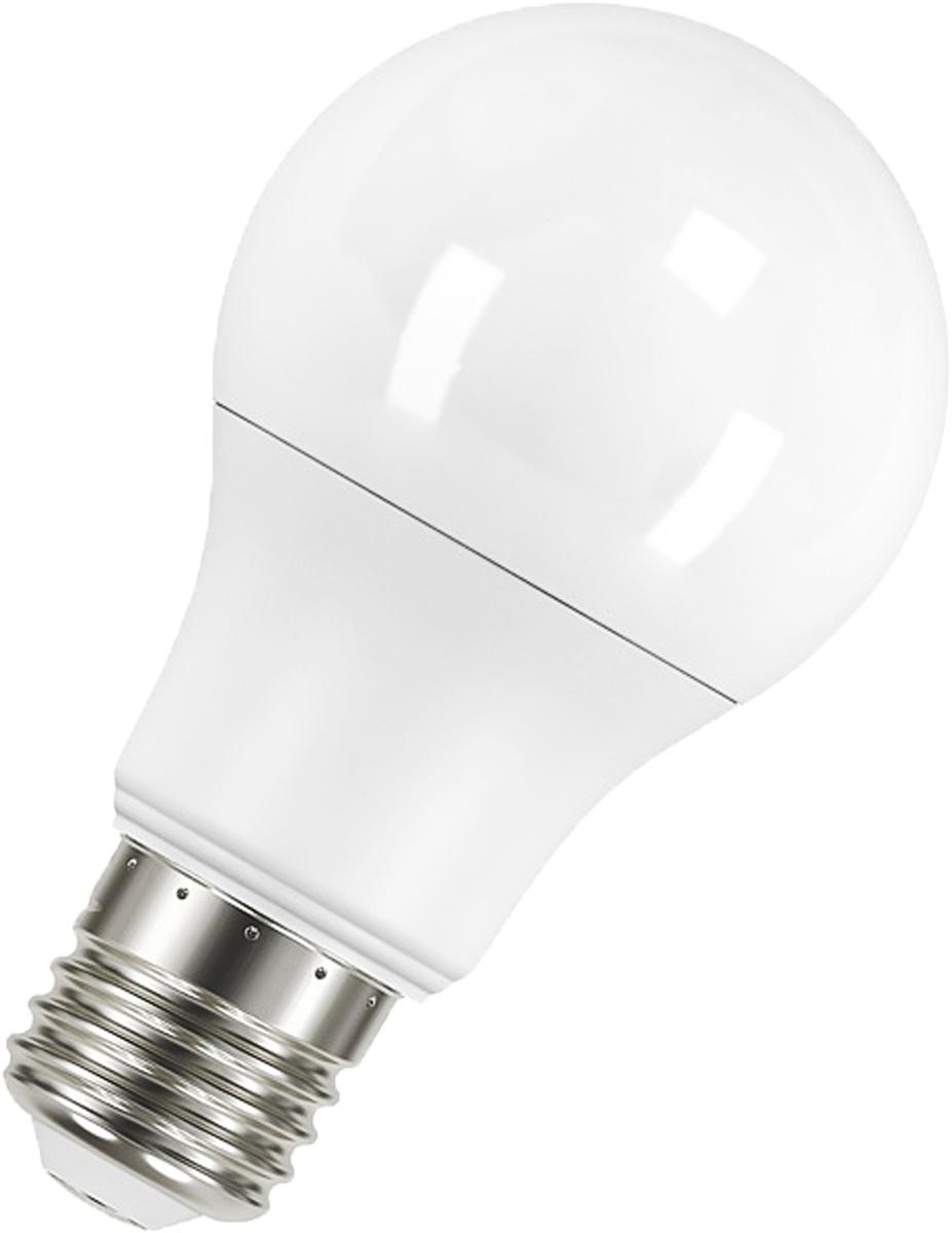 """Лампа светодиодная Osram """"LED Star Classic"""" A 75 9W/806 220V FR E27. 4052899971554"""
