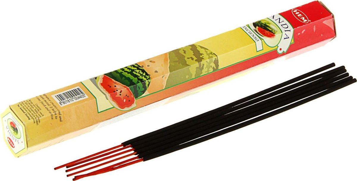 Благовония HEM Watermelon (Арбуз), 20 палочек