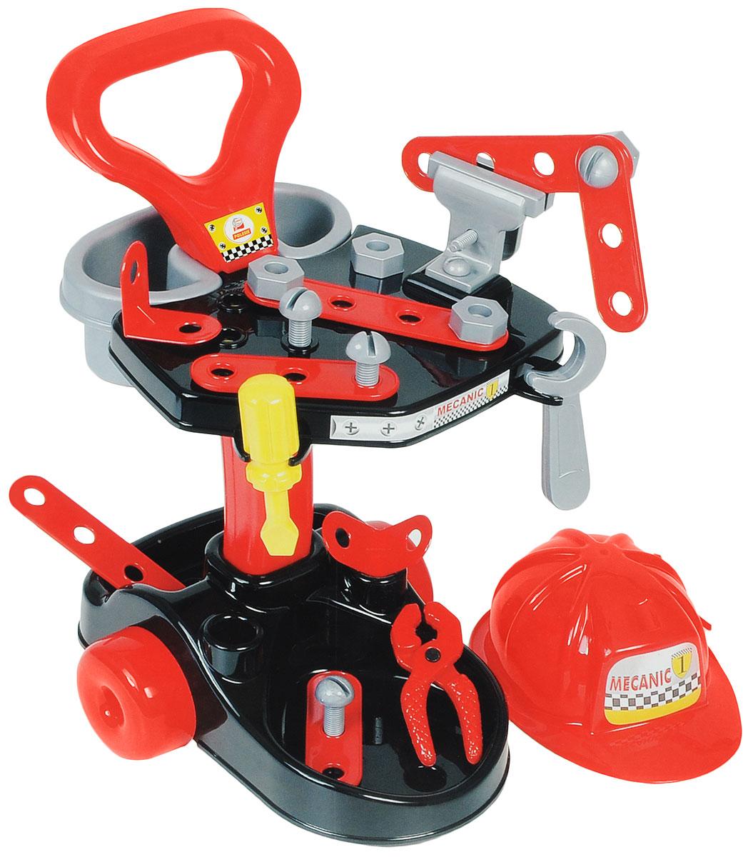 Полесье Игровой набор Механик 36612, цвет в ассортименте fit 36612