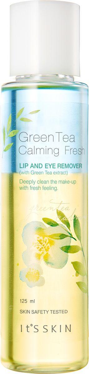 It's Skin СредстводляснятиямакияжасглазигубGreen Tea Calming,125 мл