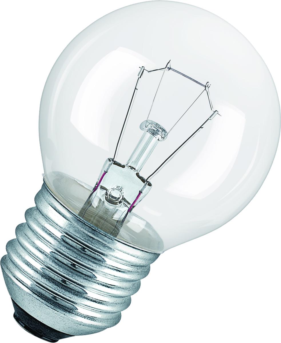 """Лампа накаливания Osram """"Classic"""" P CL 25W E27. 4008321788733"""