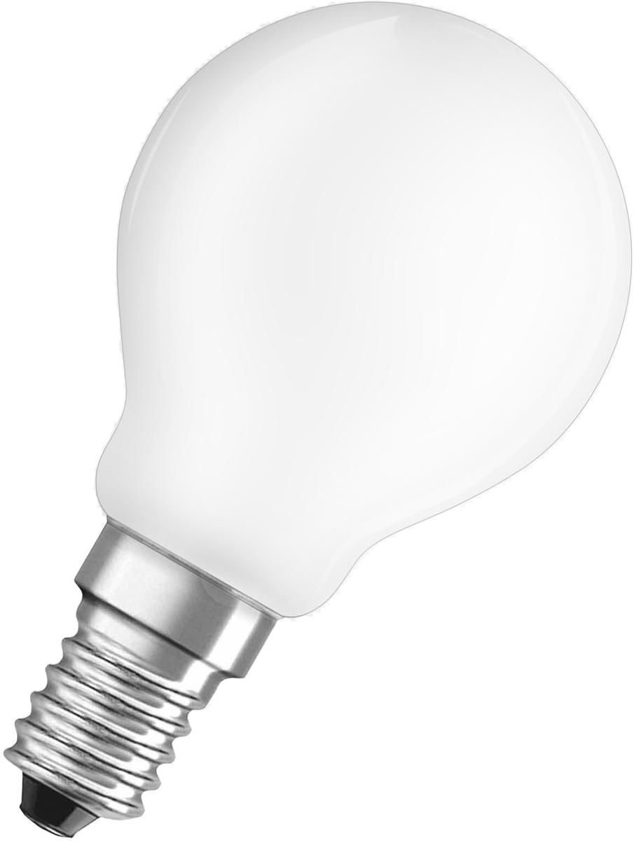 """Лампа накаливания Osram """"Classic"""" P FR 25Вт E14 220-240В 4052899054844"""