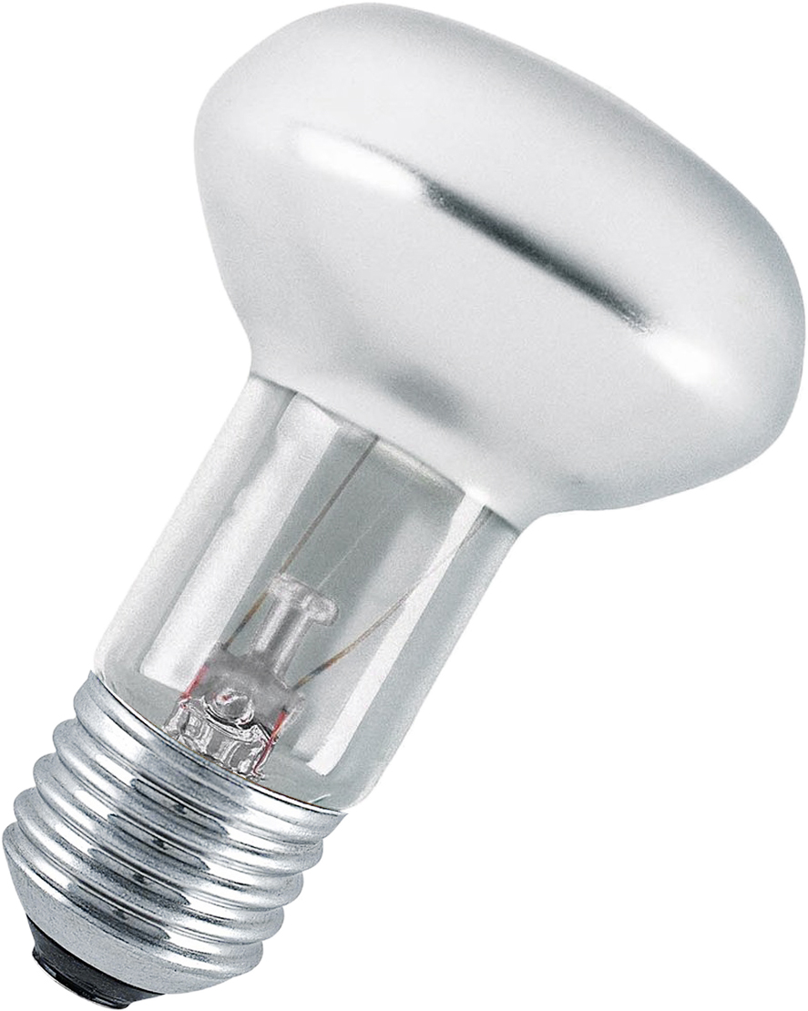 "Лампа накаливания Osram ""Concentra"" R63 40W E27. 4052899182240"