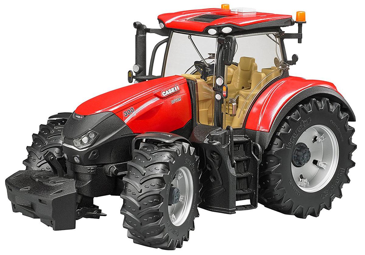 лучшая цена Bruder Трактор Case IH Optum 300 CVX