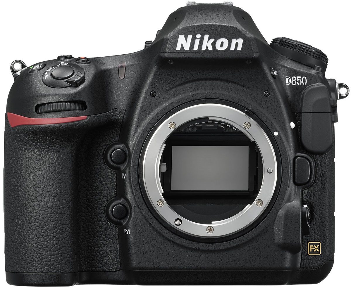 Фото - Nikon D850 Body цифровая зеркальная фотокамера meike fc 100 for nikon canon fc 100 macro ring flash light nikon d7100 d7000 d5200 d5100 d5000 d3200 d310