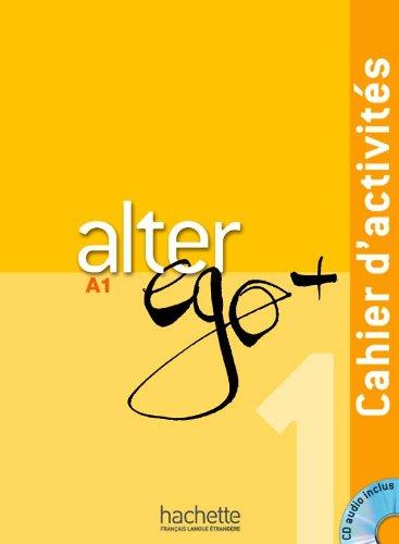 Alter Ego +A 1 Cahier + CD cendrillon niveau 3 fle a1 1 cd
