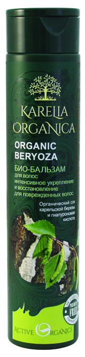 "Karelia Organica Био бальзам ""Organic BERYOZA"" Интенсивное укрепление и восстановление, 310 мл"