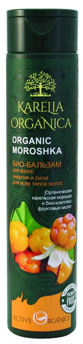 "Karelia Organica Био бальзам ""Organic MOROSHKA"" Энергия и сила, 310 мл"