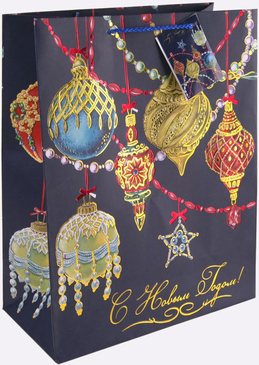 Пакет подарочный Magic Time Яркие игрушки, 26 х 32,4 х 12,7 см пакет подарочный magic time дед мороз и дети 26 х 32 4 х 12 7 см