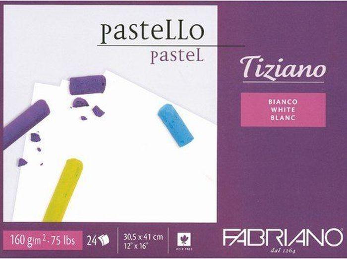 Fabriano Альбом для пастели Tiziano цвет черный 24 листа
