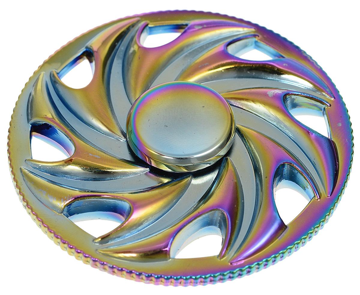 TipTop Спиннер-экзотика Колесо цвет радужный ВР-00000998 tiptop спиннер экзотика клевер цвет радужный