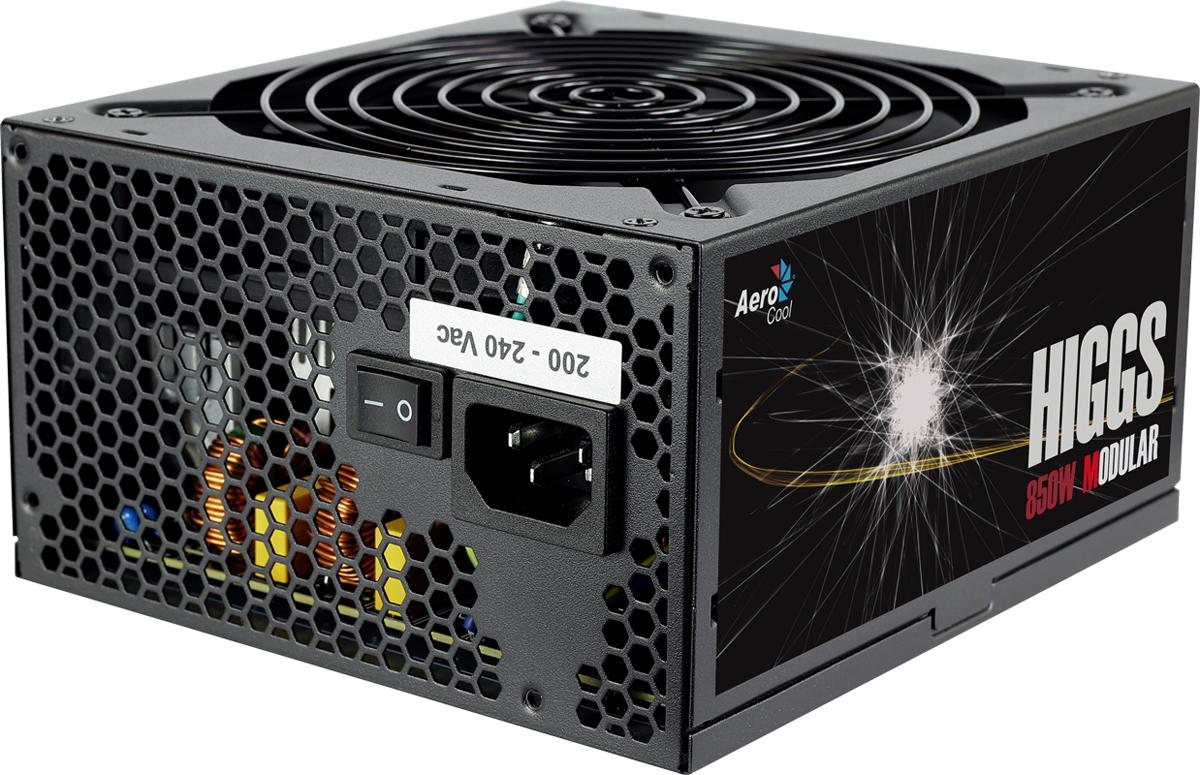 Блок питания компьютера Aerocool HIGGS-850W