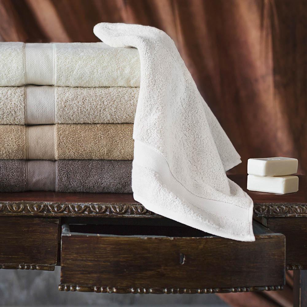 Полотенце банное William Roberts Aberdeen, цвет: белый, 70 х 140 см полотенца william roberts полотенце банное aberdeen цвет queen shadow серо голубой 70х140 см
