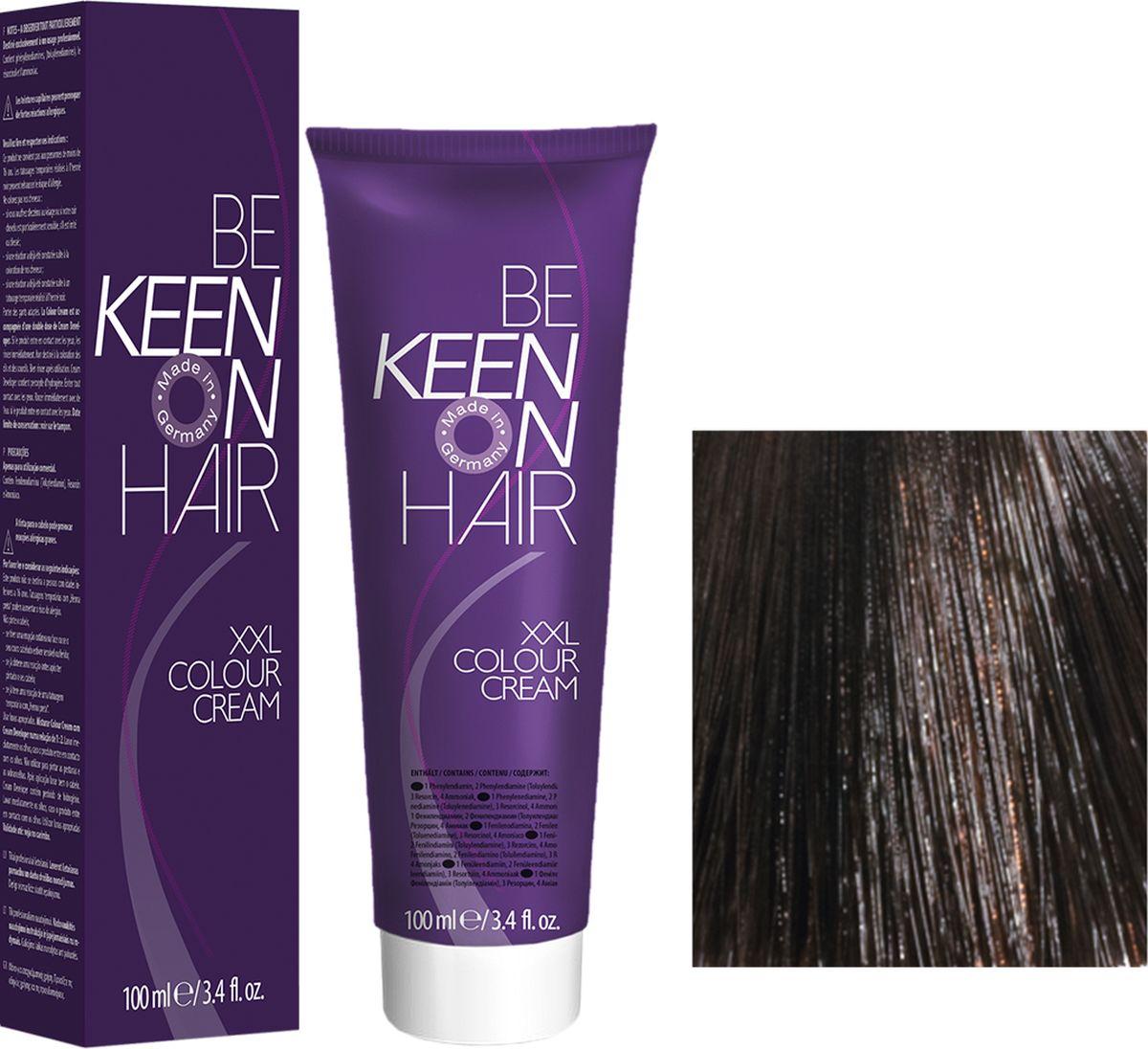 KeenКраска для волос 6. 71 Табак Tabak, 100 мл Keen