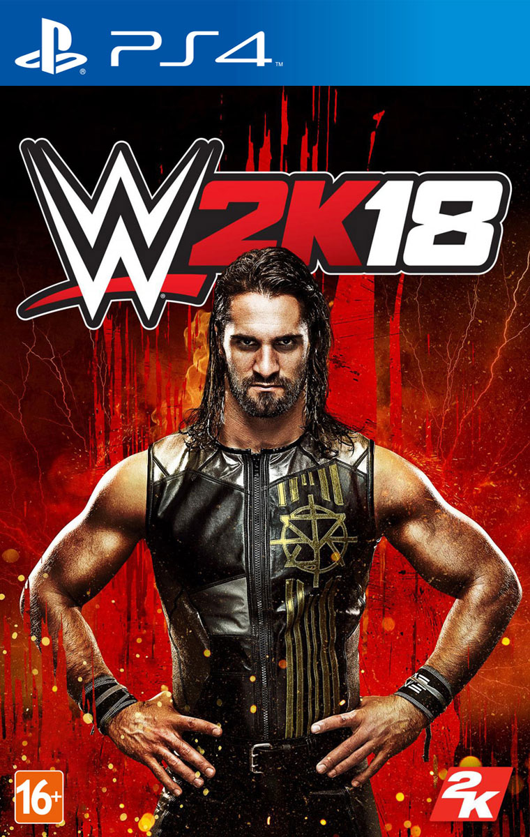 Игра WWE 2K18 для PS4 Sony wwe 2k18 [xbox one]
