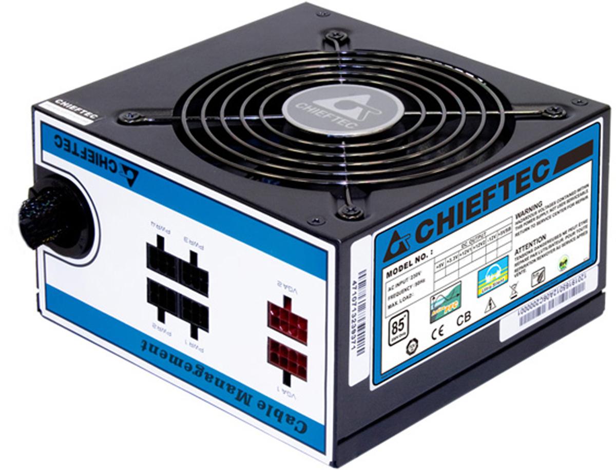 Блок питания компьютера Chieftec CTG-550C