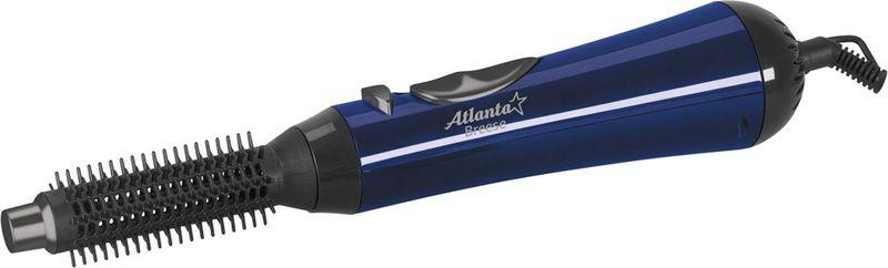 Фен-щетка Atlanta ATH-885, Darkblue фен Atlanta