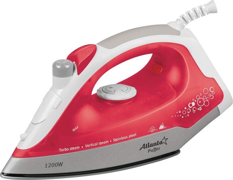 Утюг Atlanta ATH-5492, Red цены